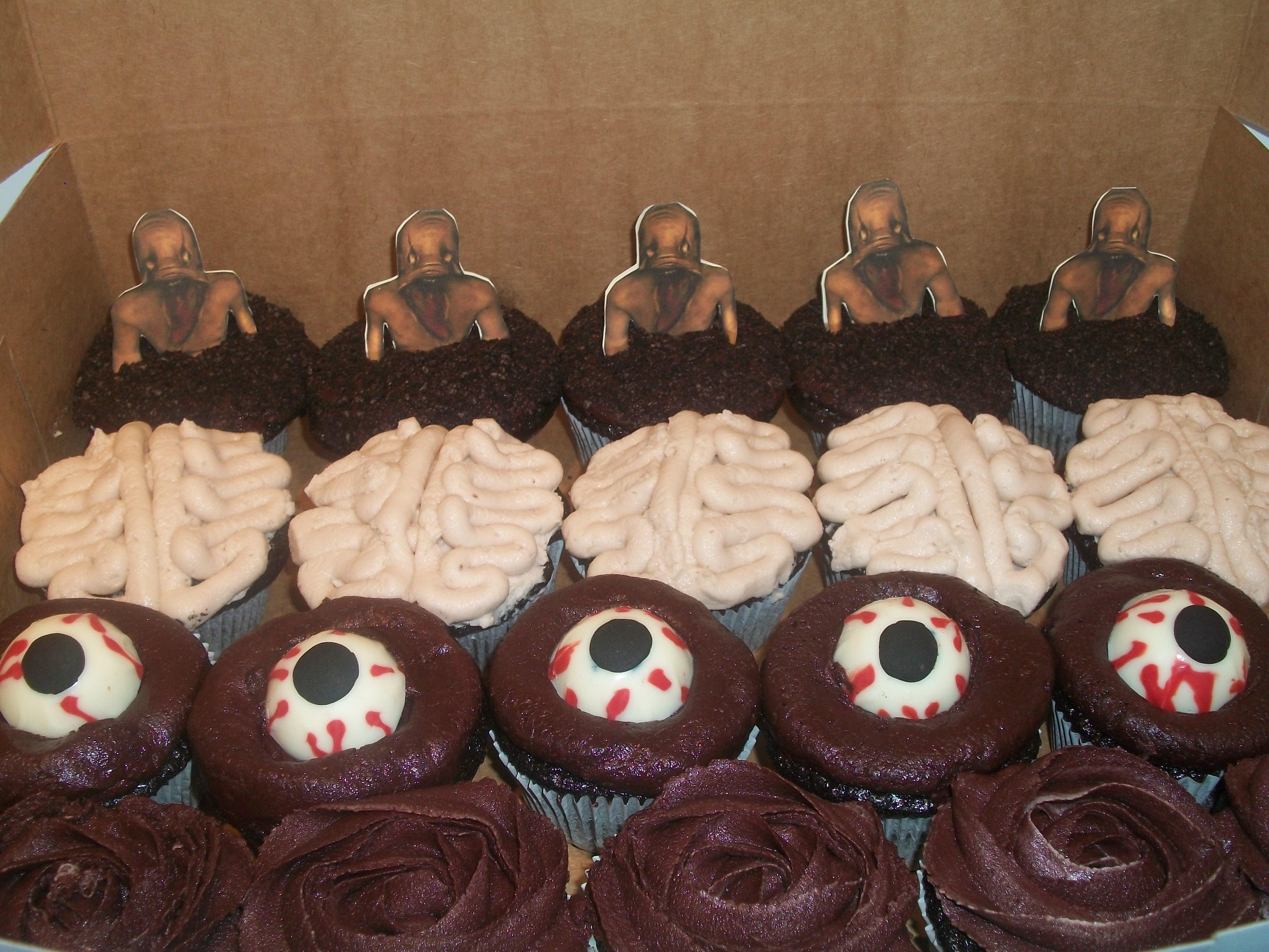 Amnesia Cupcakes