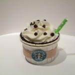 Mint Mocha Cupcake