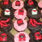 Purse & Shoes Cupcakes
